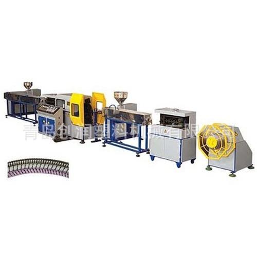 波纹管生产线生产的波纹管基本知识