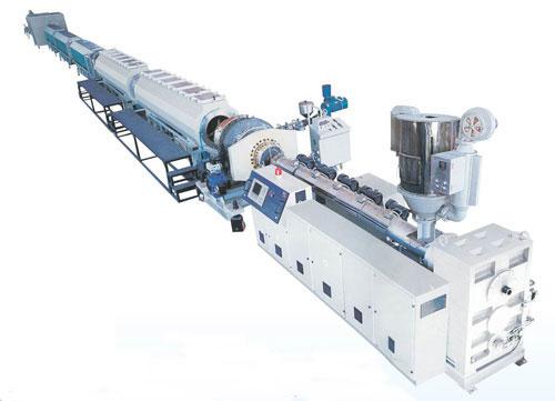 PP塑料管材生产线