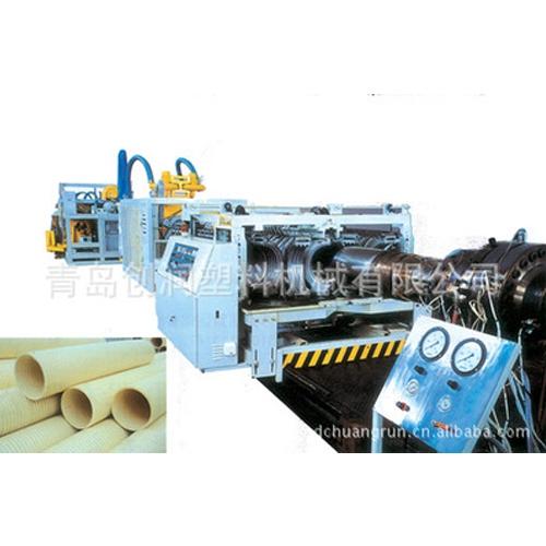 塑料波纹管生产线
