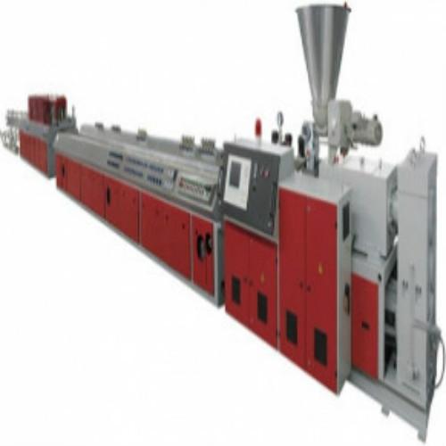 PVC木塑型材生产线